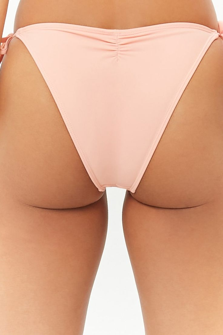 Selbstgebundene String-Bikinihosen #Affiliate, #Sponsored, #String, #Tie, #Bottoms, …