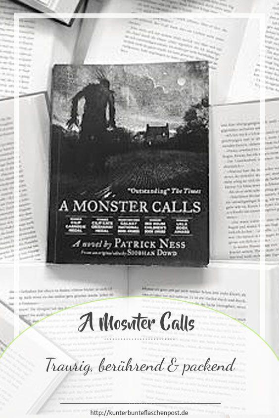 A Monster Calls | Ein Buch, das zu berühren und zu packen weiß.