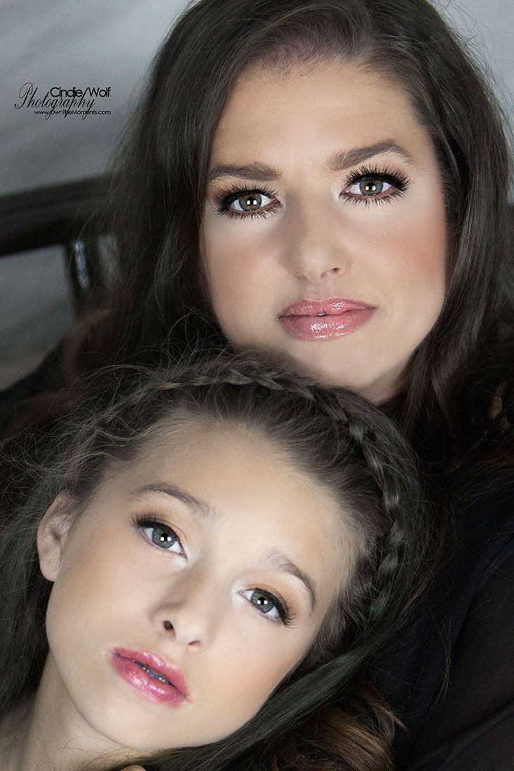Mother & Daughter-the most complex and the most wonderful of relationships.