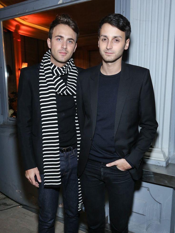 Arnaud Vaillant and Sebastien Meyer