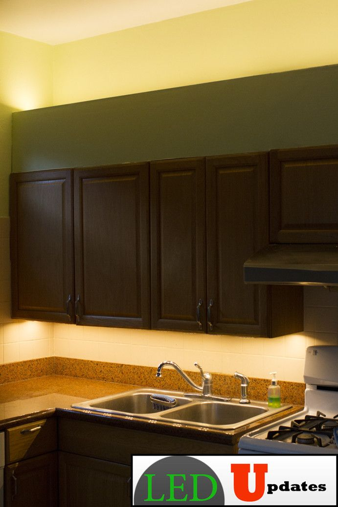Lovely Wireless Under Cabinet Lighting with Switch