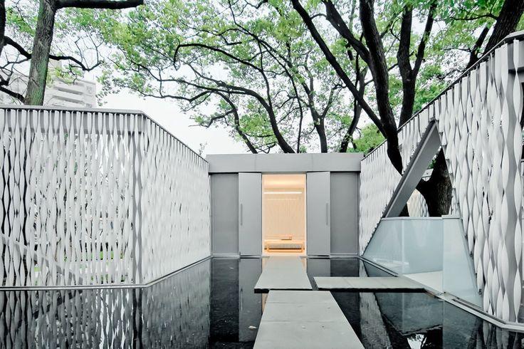 Scenic Architecture · Huaxin Business Center · Divisare
