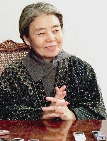 Kirin Kiki (actress-Japan)