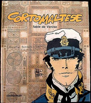 Archives Hugo Pratt - Corto Maltese France