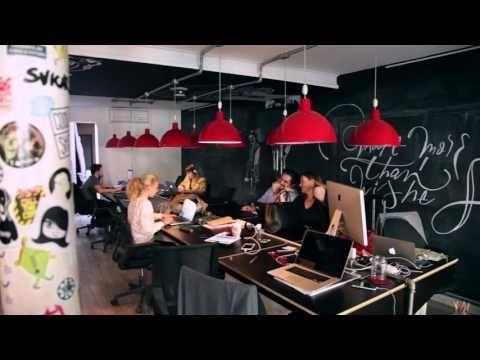 Como funciona uma coworking? - YouTube