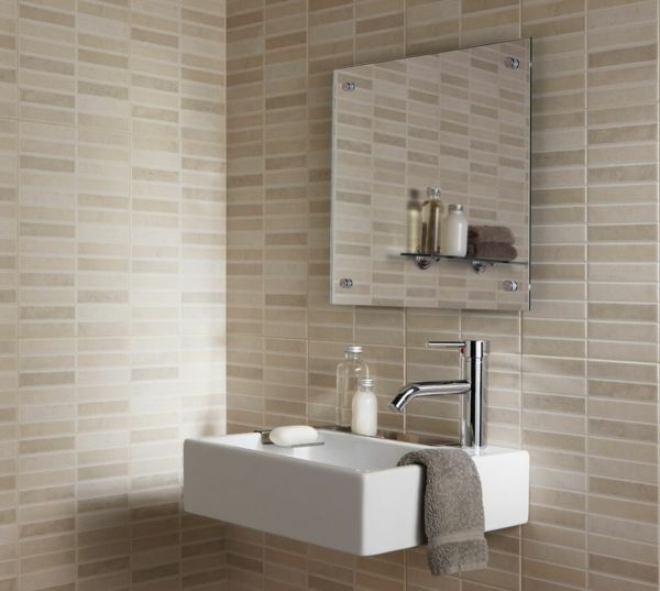 17 Best Ideas About Badezimmer Fliesen Beige On Pinterest ... Badezimmer Beige Grau