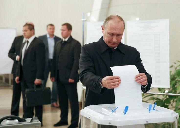 Exit Polls: Partei von Putin verliert leicht an Zustimmung - http://ift.tt/2cAgbVb