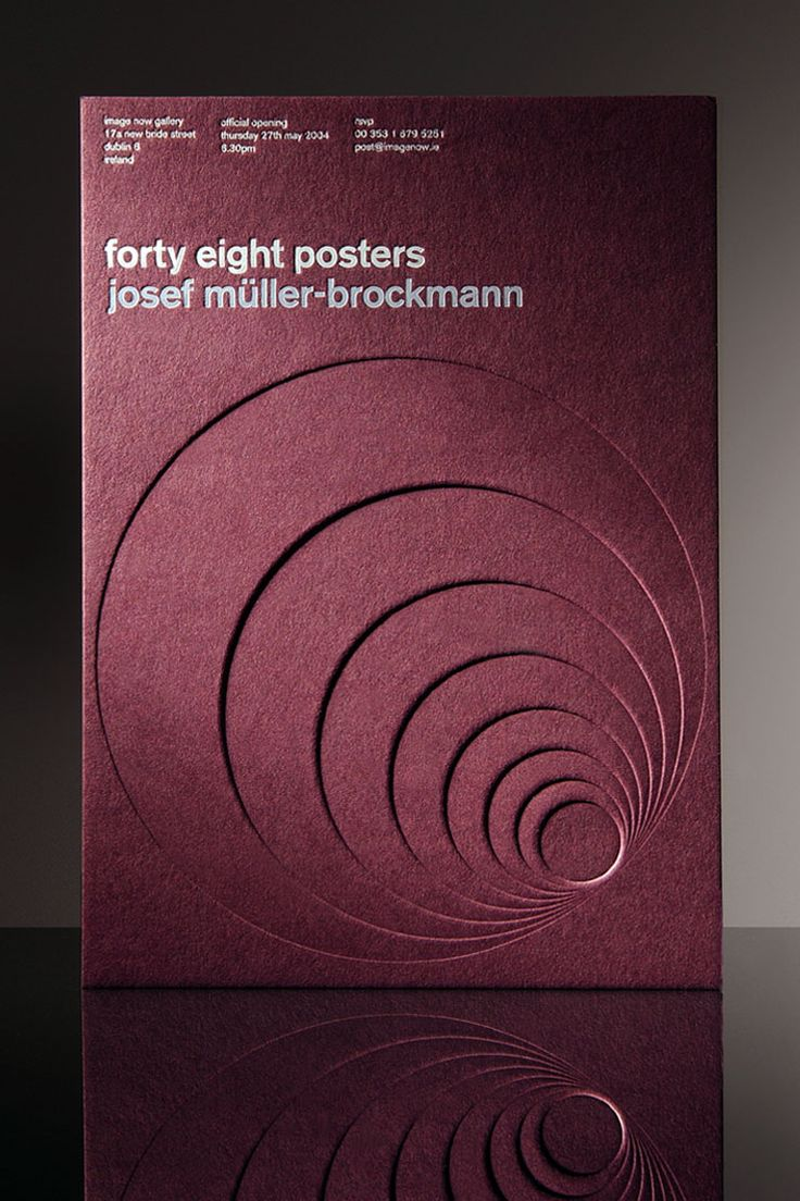 Poster design layout principles - Graphic Design Print Layout Grid Etc Gds 108 Design And Media Principles Fourty Eight Posters Josef Muller Brockman