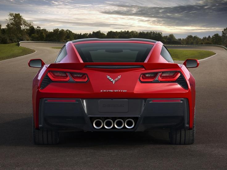 2013 Corvette Stingray (C7)