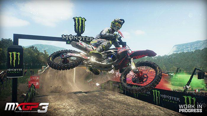 MXGP 3 - The Official Motocross Videogame: Réalisme extrême ! Visionnez le trailer d'annonce  - Milestone s.r.l., l'un des plus grands développeurs internationaux de jeux vidéo de course, est fier d'annoncer MXGP3 - The Official Motocross Videogame, dont la sortie est prévue pour le...