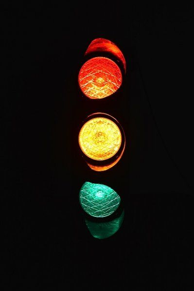 Traffic light - artKRAFT