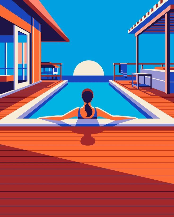 By Malika Favre 3/4    #design #productdesign #ux #ui #uxdesign #uidesign #industrialdesign #architecture #bandco #blazeandco #minimal #minimalism #minimalist #clean #designer