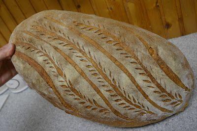 Szánter blogja.: Tepsiben sült kenyér.