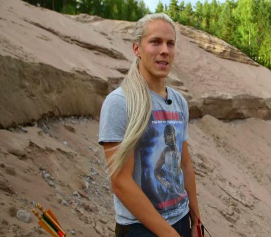 Jocke Johansson, Swedish guitarist