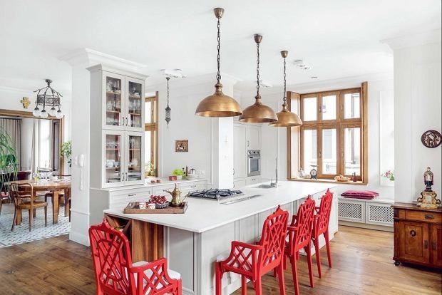 Wyspa Kuchenna Zamiast Stolu Latest Kitchen Designs Kitchen Trends Kitchen Design