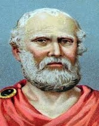 Plato - Classical Greek Philosopher, Mathematician & Student of Socrates.