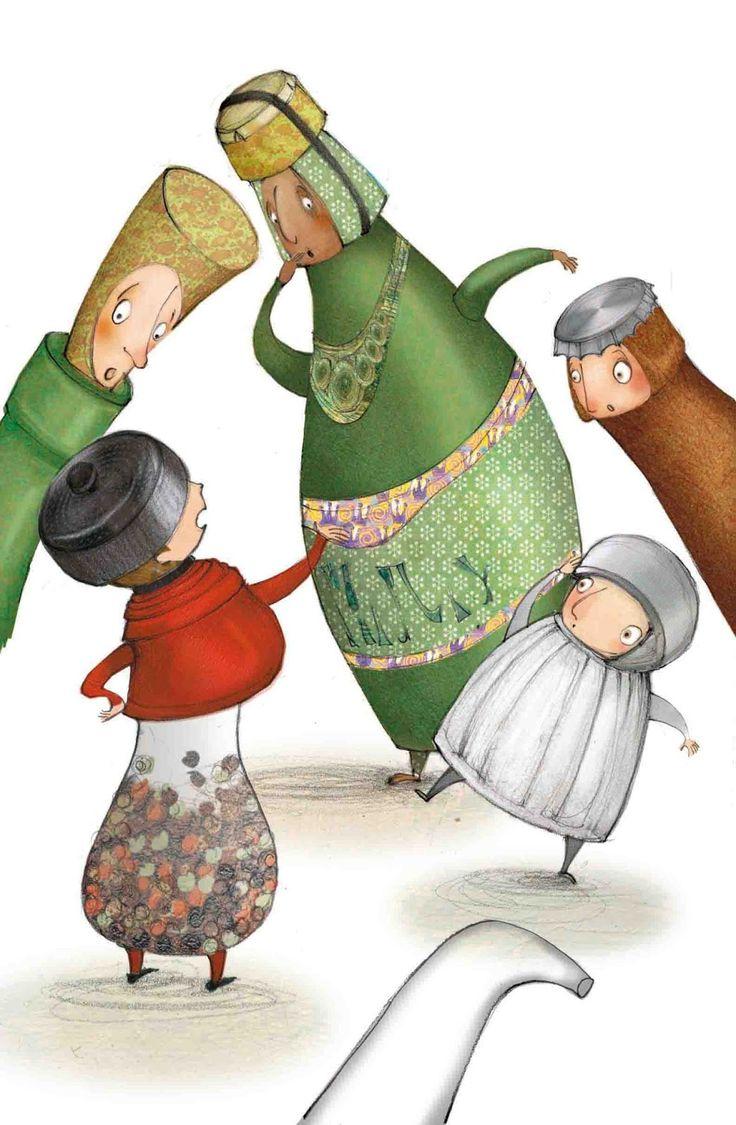 NÚRIA FEIJOÓ il·lustració