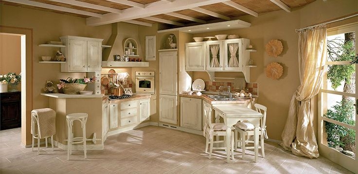 88 best Cucine country e shabby images on Pinterest | Kitchens ...