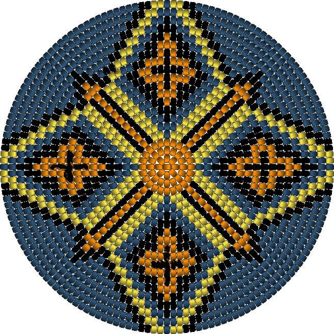 Wayuu Mochila bottom