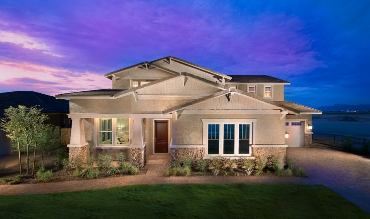Victoria Community In Phoenix Arizona Meritage Homes