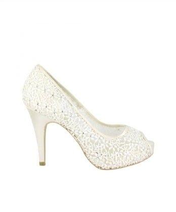 Zapatos de novia Menbur 2014