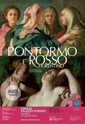 Pontormo e Rosso Fiorentino: la Bellezza... in mostra!