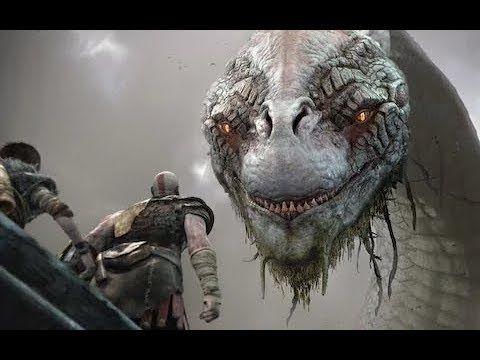 GOD OF WAR - to be released on 4/20/18.  It's said to be a soft reboot of the God of War franchise.