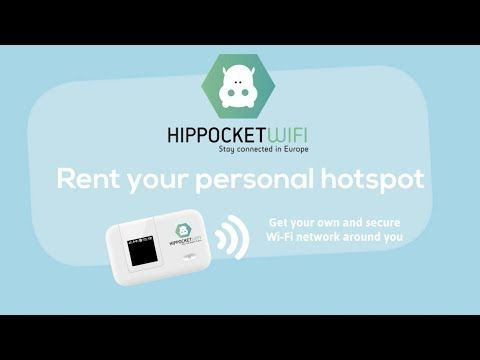 We rent mobile hotspot with unlimited internet everywhere in