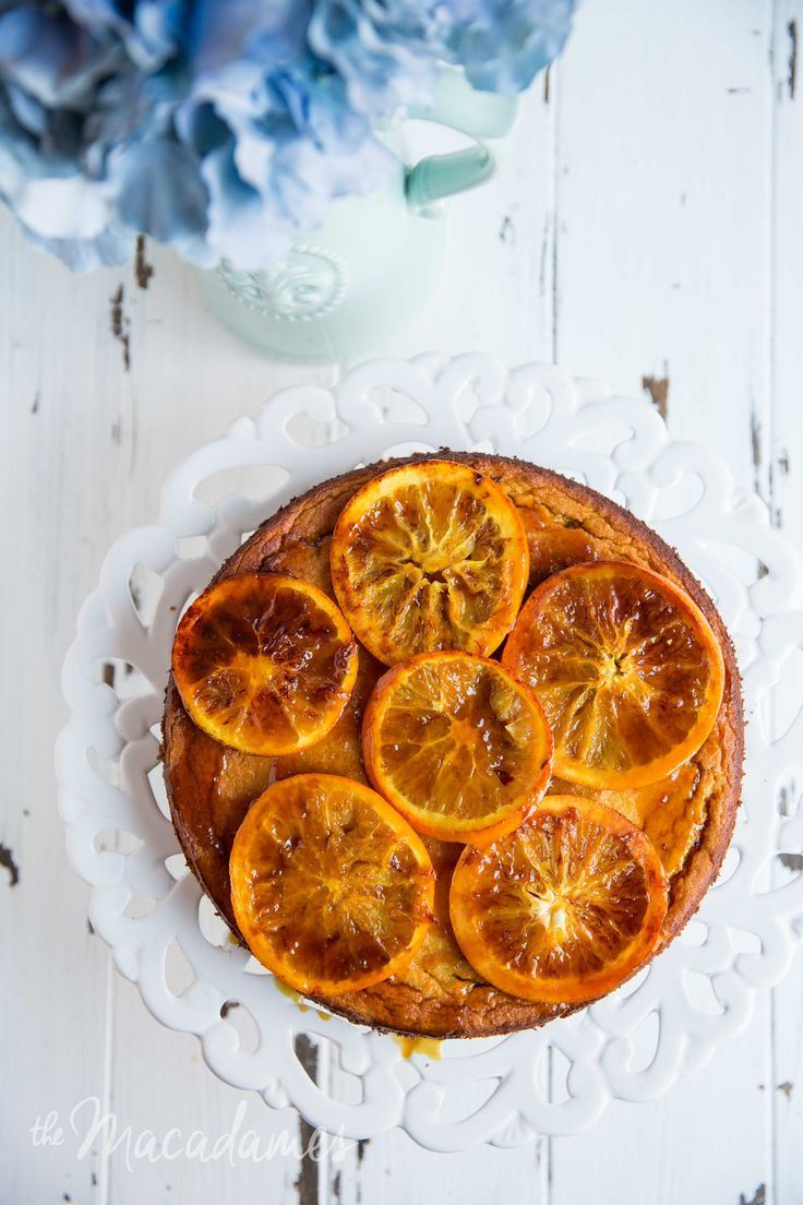 Persian Orange and Almond Cake | Anisa Sabet | The Macadames-13