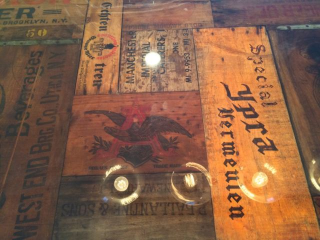 Vintage Beer Crate Panels for Homemade Bartop or Other Custom Furniture Mancave | eBay