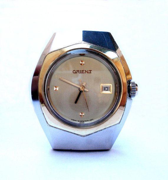 Vintage Reloj ORIENT Automatic Japan Modelo por shopvintage1