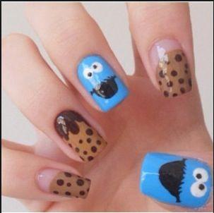 Cookie Monster um num num cooooooooooookies