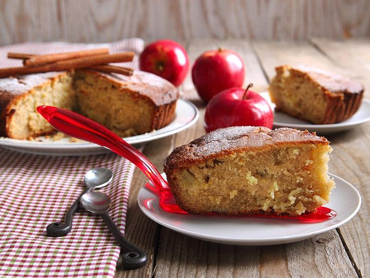 Gâteau grand-mère aux pommes