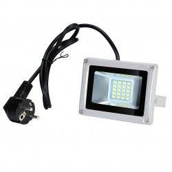 Projetor LED para Exterior SMD 20W 220V 1800Lm - 12,90€