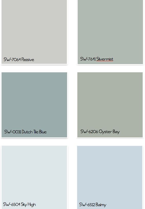 Sherwin williams paint colors for the home pinterest for Sherwin williams paint combinations