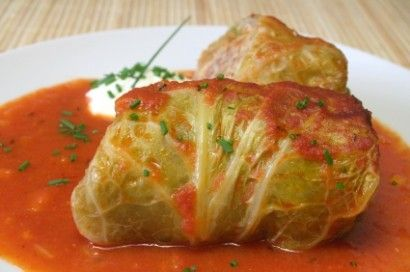 Stuffed Cabbage Polish/Ukranian | Tasty Kitchen: A Happy Recipe Community!