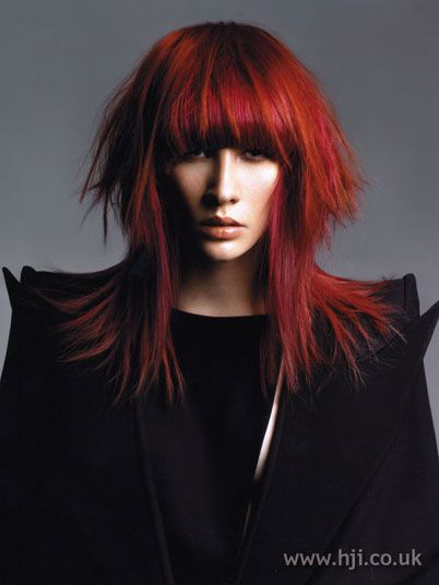 toni guy hair styles 2007