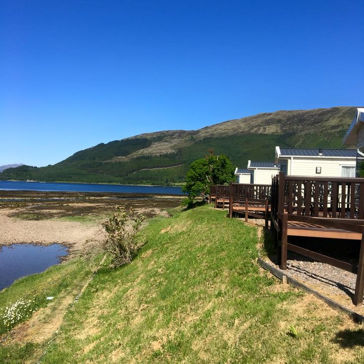 Invercoe Caravan & Camping Park, Invercoe, Glencoe, Argyll. Scotland. Holiday. Camping. Caravanning. Staycation. Family Holiday.