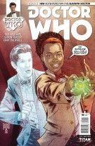 El doctor Who: El undécimo Doctor # 10