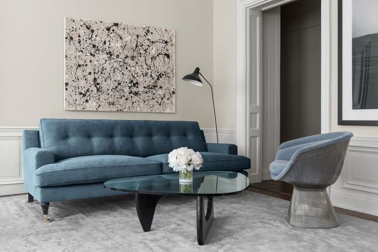 Novel Howard Sofa Teal Ashes. Clean design with a modern interpretation of a classical Howard design. The sofa is incredibly inviting with its deep seat combined with a contemporary look. See more at: http://layeredinterior.com/product/novel-howard-sofa/