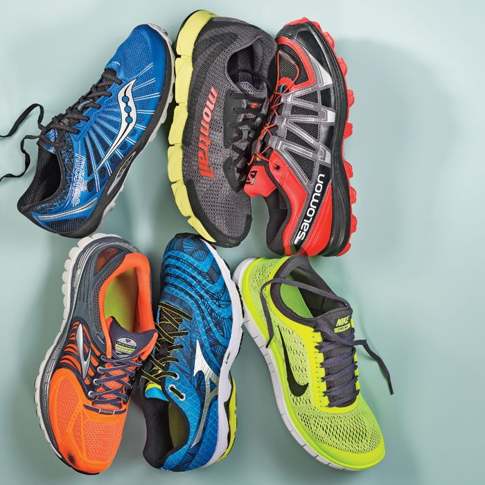 The Best Winter Running Shoes of 2014