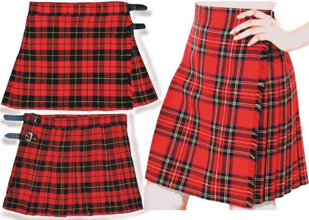 original de costura caliente última venta sitio web profesional Modelos de falda escocesa mujer #escocesa #falda #modelos ...