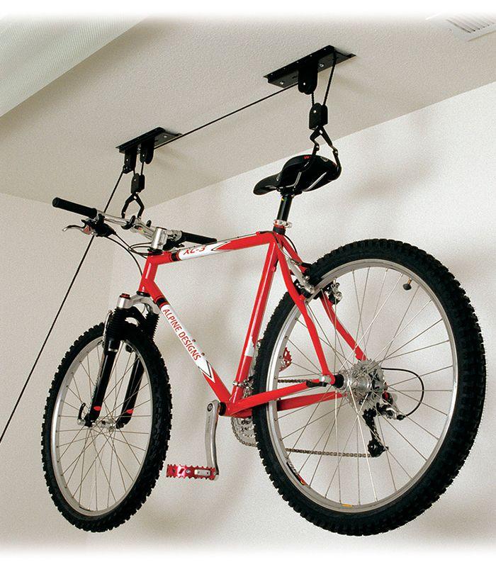 DIY: Suporte minimalista para guardar a Bike em casa