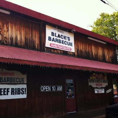 Black's BBQ  Lockhart, Texas - didn't make it in 2013 but it's on my list for next time.