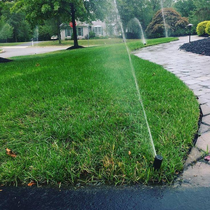 Sprinkler System Installation Virginia Beach
