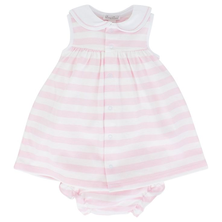 Kissy Kissy Sailor Collar Dress with Bloomers