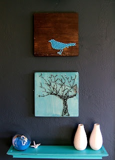 String art! My new obsession!
