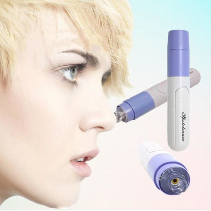 Schoonheidsverzorging Elektrische Facial Cleanser Pore Brush Neus Pore Schoon Comedondrukker Acne Behandeling Gezichtsverzorging Tool Apparaat Gratis schip