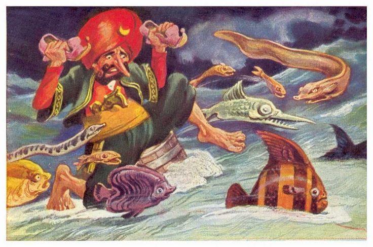 Ainda sou do tempo: ... de Sinbad o Marinheiro