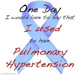 pulmonary hypertension                                                                                                                                                                                 More